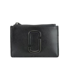 Marc Jacobs snapshot DTM top zip multi wallet